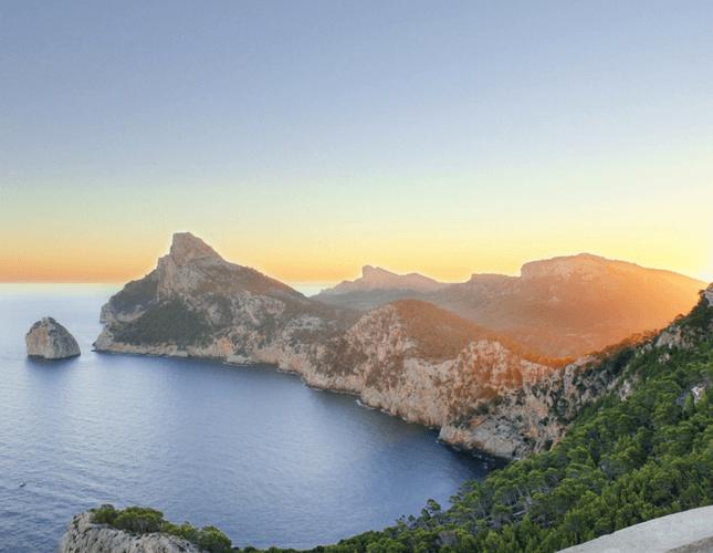 Mallorca Sierra de Tramuntana Can Ribera