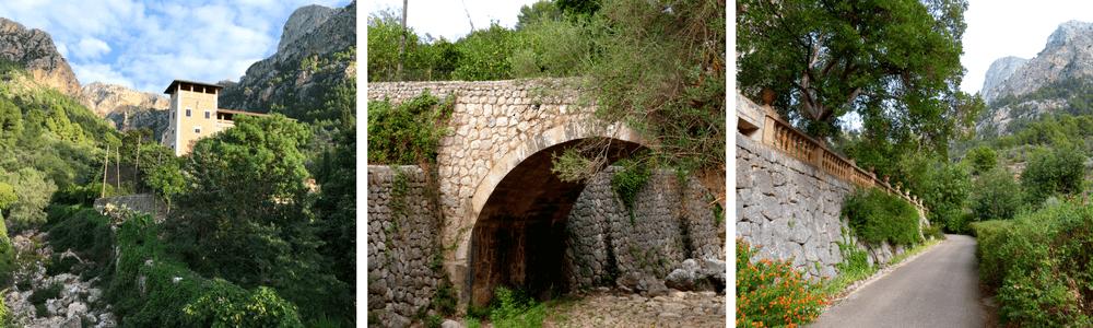Possessió mallorquina, Can Ribera Sierra de Tramontana Mallorca